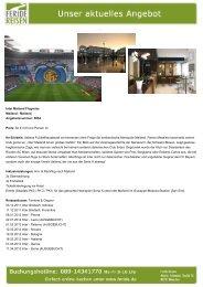 Inter Mailand Flugreise - Eventreisen - Trierischer Volksfreund