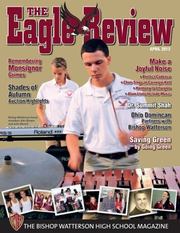 Eagle Review - Bishop Watterson High School