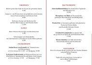 Freitag Steakabend - Hotel und Restaurant Villa