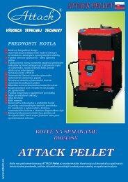 Attack PELLET - kotle na peletky (.pdf) - SOLARsystems