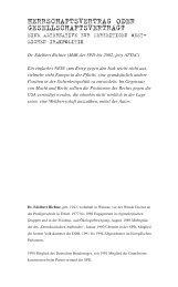 Schweige seite 3-10 - Kai Homilius Verlag