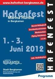 Veranstaltungsprogramm Hafenfest 2012 komplett (PDF)