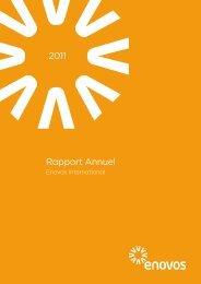 ENOVOS Rapport - paperJam