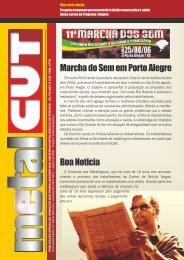 17-08-2006 - boletim metalcut agosto - sindimetal - CNM/CUT