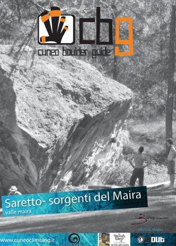 Saretto- sorgenti del Maira - Cuneoclimbing