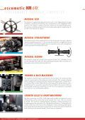 Download NM 64X brochure (PDF) - Escomatic - Page 3