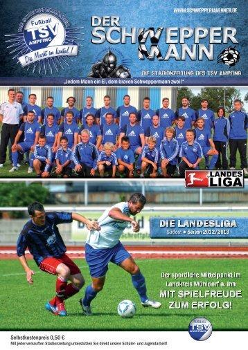 Landesliga Südost 2012/13 - TSV Ampfing