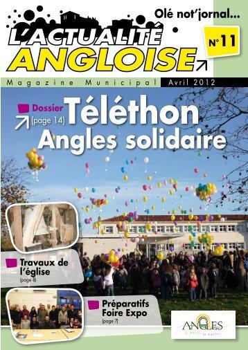 Magazine Municipal n°11 - Angles