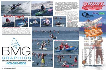 SoCal's angels - Pacific Paddler