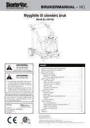Myggfelle til utendørs bruk Model No. SV5100