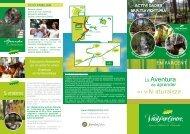 Triptico A4 Vitalparcentre curso 2010-11