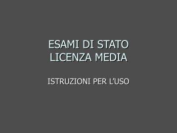 esami di stato licenza media - istituto comprensivo statale varese 6 ...