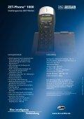 ZET-Phone® 1000 - allnetstore.de - Page 2