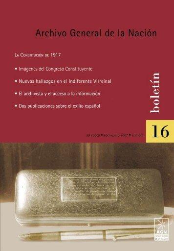 Untitled - Archivo General de la Nación