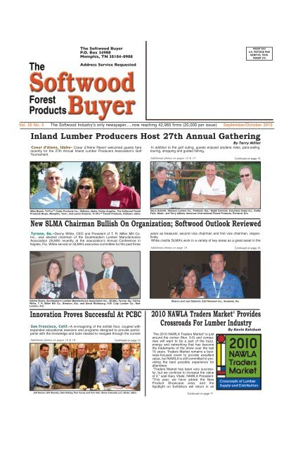 Inland Lumber Producers Host 27th Annual Gathering - Miller ...