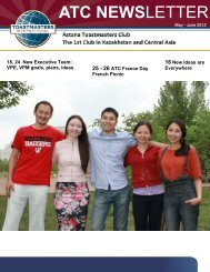22 ATC Newsletter May-June 12.pdf - Astana Toastmasters Club