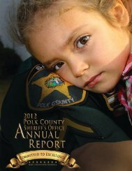 2012 Annual Report.pdf - Polk County Sheriff's Office