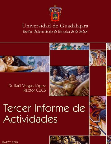 2003-2004 - Centro Universitario de Ciencias de la Salud
