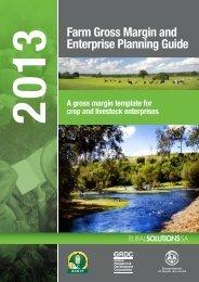 Farm Gross Margin and Enterprise Planning Guide - Grains ...