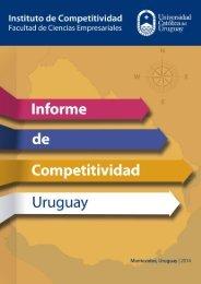 Informe de Competitividad Uruguay
