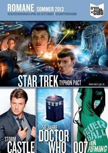 STORM 50 jAhRE STAR TREKTyphOn pACT - Star Trek Romane