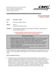 S&C-10-09-Hospital REVISED 2-05 - Centers for Medicare ...