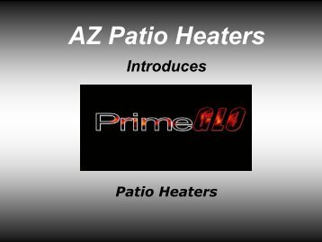 AZ Patio Heaters - JBMabb