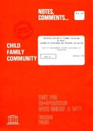 Universalization of primary education in India ... - unesdoc - Unesco
