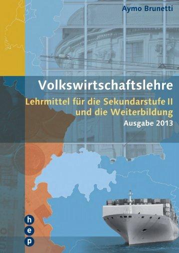Volkswirtschaftslehre - h.e.p. verlag ag, Bern
