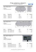 Schalter-Steckdosenkombinationen 2013 - Listenpreise - BFB GmbH - Seite 4