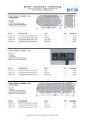 Schalter-Steckdosenkombinationen 2013 - Listenpreise - BFB GmbH - Seite 5