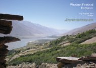 Wakhan Festival Explorer - Be Travellers