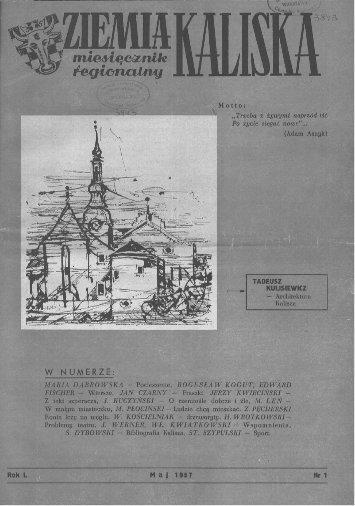 rok 1957 - PTTK