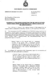 Comm. Circular_01_2013 - University Grants Commission - Sri Lanka