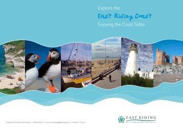 Explore the East Riding Coast (pdf 3.2mb - East Riding of Yorkshire ...