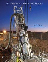 2012 CMAA PROJECT ACHIEVEMENT AWARDS