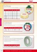 Verlegeband Standard Verlegeband Super Spezial ... - Repac - Page 5