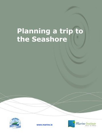Planning a trip to the Seashore