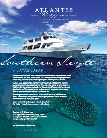 Southern Leyte - Atlantis Beach Resorts