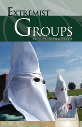 Extremist Groups - Sharyland ISD