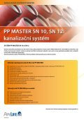pp master sn10, sn12 - Pipelife Czech, s.r.o. - Page 2