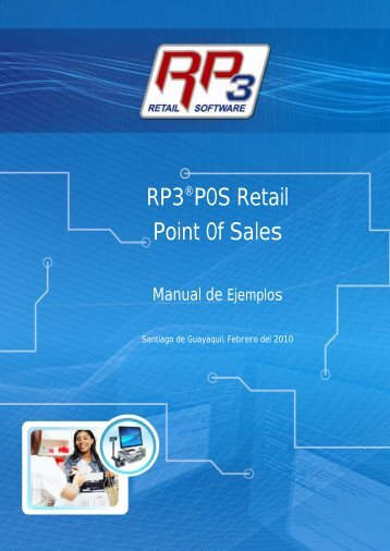 RP3®POS Retail Point Of Sales - RP3 Retail Software