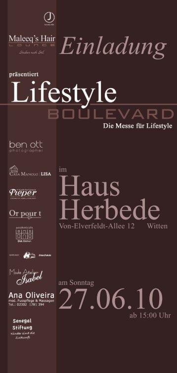 Lifestyle Boulevard - Magazin