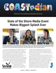 State of the Shore Media Event Makes Biggest Splash Ever