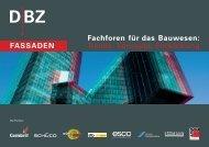 Fachforen für das Bauwesen: Trends, Konzepte ... - Essmann GmbH