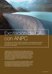 Excitación de CA con ANPC