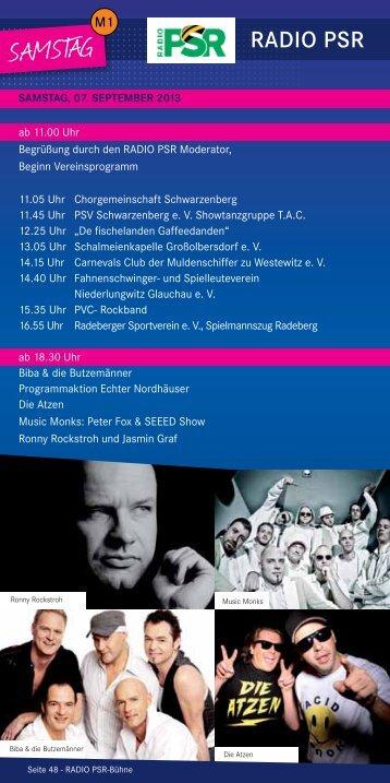 SamStag - Tag der Sachsen 2013