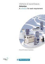 Download Advantys Brochure - Schneider Electric