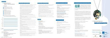 2. Adventssymposium Notfall- und Intensivmedizin