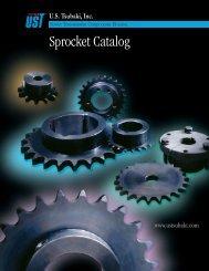 Sprocket Catalog - U.S. Tsubaki, Inc.